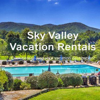 Sky Valley Vacation Rentals
